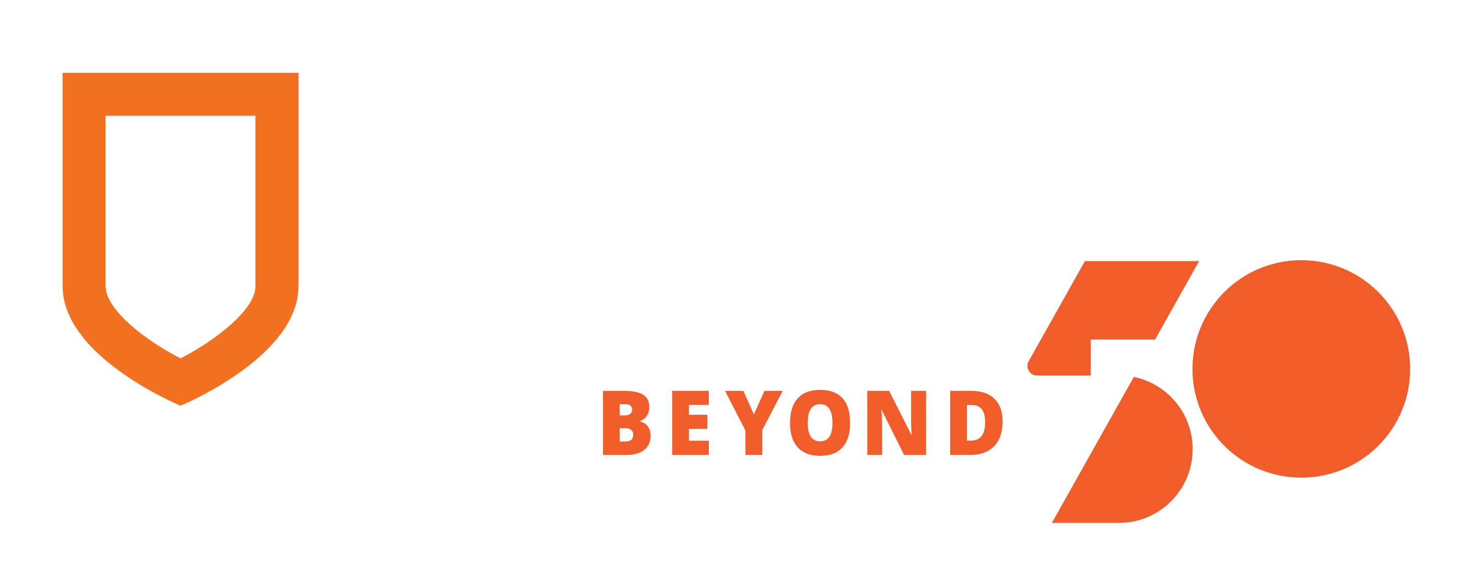 Athabascau University Beyond 50 Logo
